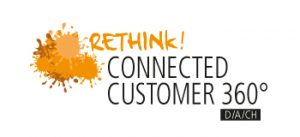 Rethink! CONNECTED CUSTOMER 360° Summit