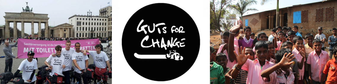 guts for change